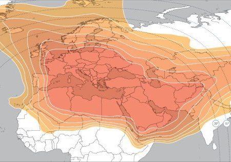 internet par satellite au maroc
