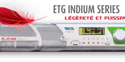 Série ETG Indium de 150W à 2000W